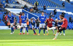 Brighton 2-3 Manchester United