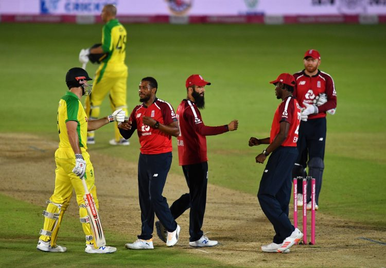 England vs Australia, Australia win 3rd T20I