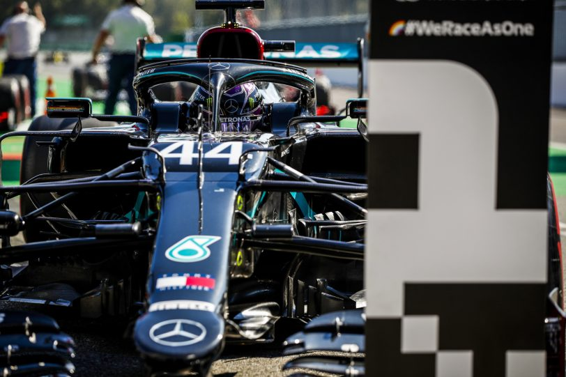 Talking Points From The Italian Grand Prix of 2020 2