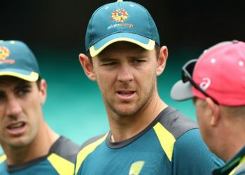 Josh Hazlewood CSK undecided