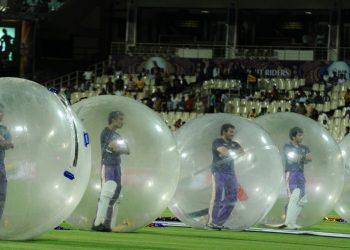 Life in bio-bubble