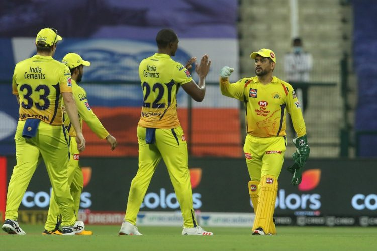 MS Dhoni-Chennai Super Kings (CSK)