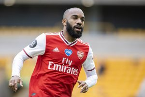 Alexandre Lacazette wants to remain at Arsenal