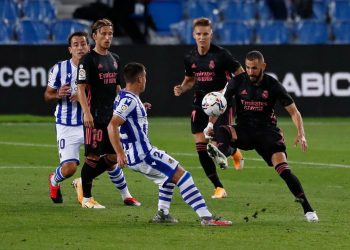 Real Sociedad 0-0 Real Madrid