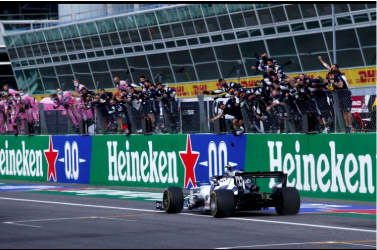 talking points from the Italian Grand Prix