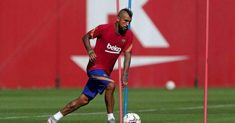 Best Arturo Vidal moments at Barcelona