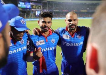 Delhi Capitals will aim to prove their mettle as title contendors in IPL 2020. Image Credit: IPLT20.com