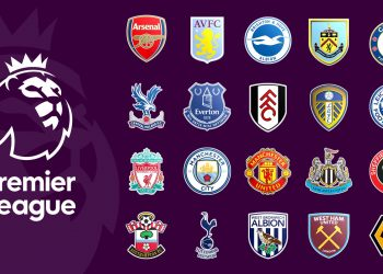Premier League kits ranked