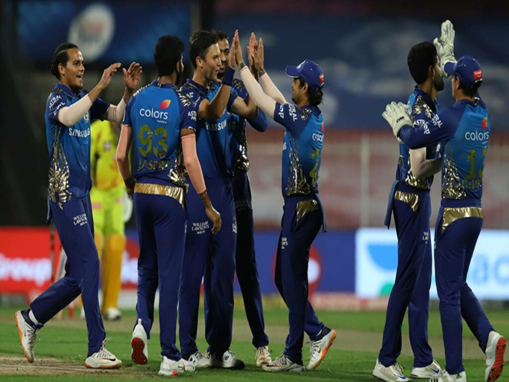 Trent Boult, Ishan Kishan lead MI to helm after beating CSK by 10 wickets 1