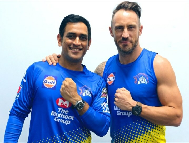 IPL 2021: Will Dhoni give up the captaincy in IPL ?: Former India batting coach said- Dhoni is expected to hand over CSK captaincy du Plessis to play in the team.