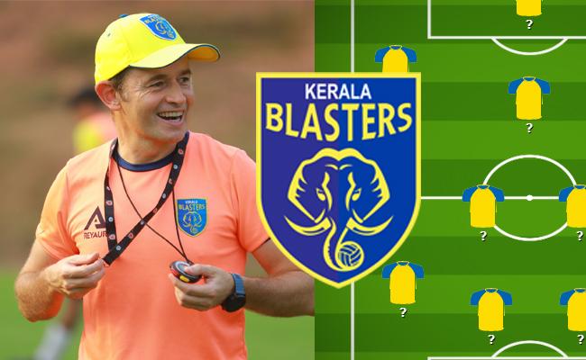 Kerala Blasters under Kibu Vicuna
