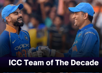 ICC Team of the Decade