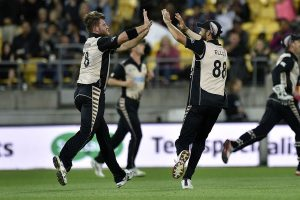 New Zealand vs Pakistan T20 Series