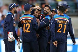 India vs Australia First T20