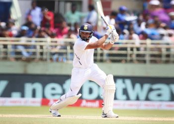 Rohit Sharma leaves for australia for 3rd test match against Australia
