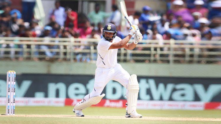 Rohit Sharma leaves for australia for 3rd test match against Australia