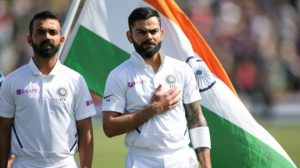 India vs Australia Test Series Squad for 2nd test