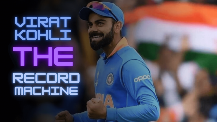 List of virat kohli records