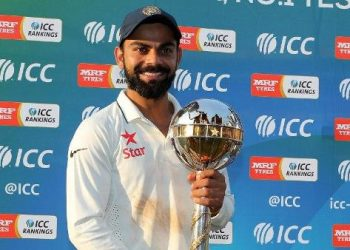 Latest ICC T20 Rankings: Kohli at 8th and Rahul at number three; Rohit and fast bowler Bumrah out of top-10 1