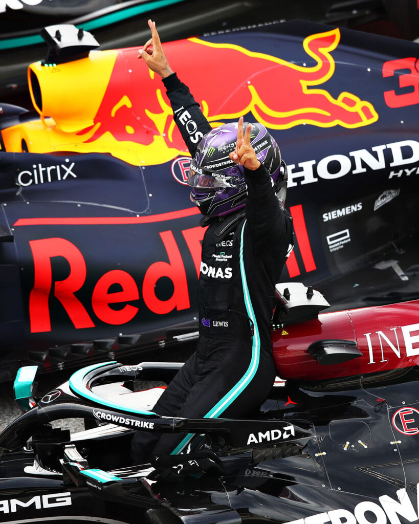 talking points from the 2021 Spanish GP