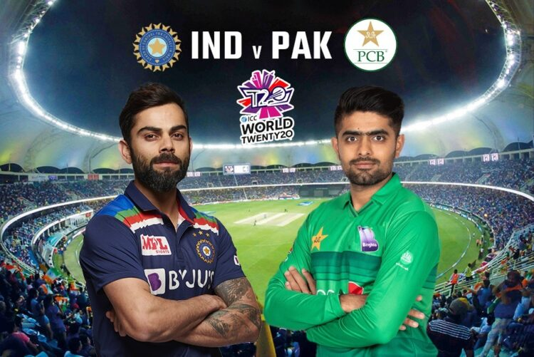 India vs Pakistan in T20 World Cup 2021