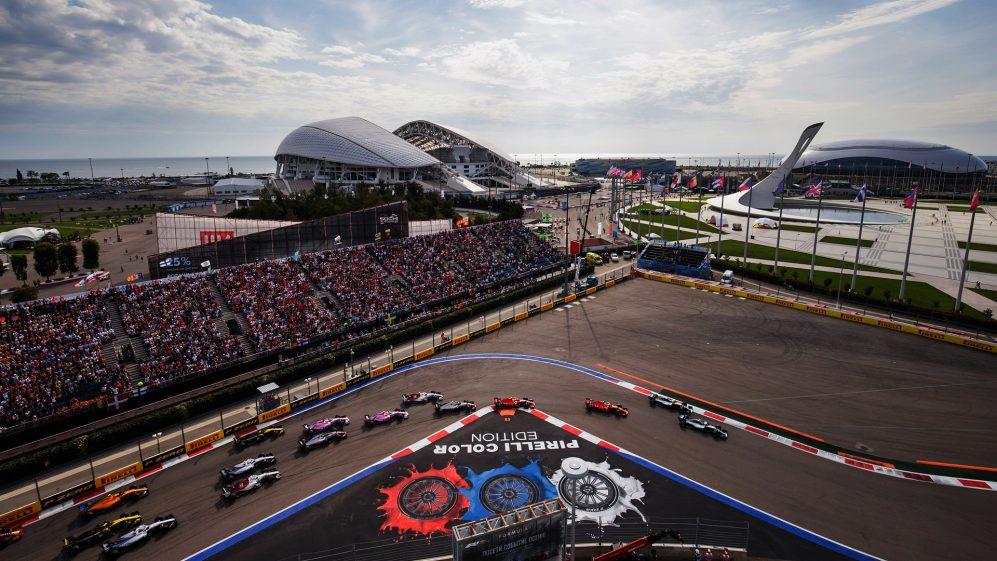 2021 Russian GP